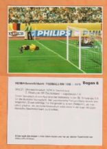 West Germany v Yugoslavia 1974 World Cup (Black) (21) (B)
